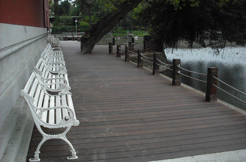 太平洋鐵木-植物園鐵木棧道