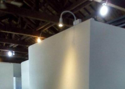 海關碼頭展場展示櫃完工