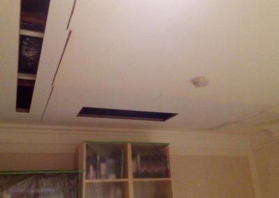 吊隱式冷氣天花板
