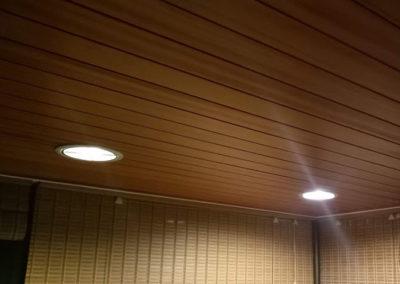 檜木實木天花板